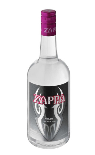 ZAPPA-TRANSPARENT